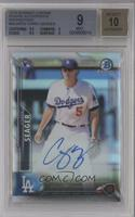 Corey Seager [BGS9MINT] #/499