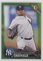 Top Prospects - Justus Sheffield #/99