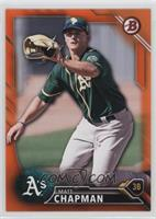 Top Prospects - Matt Chapman /25