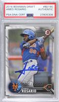 Top Prospects - Amed Rosario [PSAAuthenticPSA/DNACert]