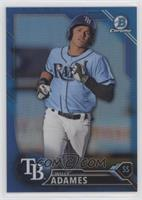 Top Prospects - Willy Adames #/150