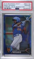 Top Prospects - Amed Rosario [PSA 10 GEM MT] #/150