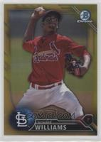 Top Prospects - Ronnie Williams /50