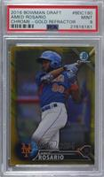 Top Prospects - Amed Rosario /50 [PSA 9 MINT]