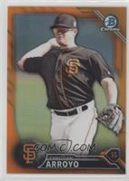 Top Prospects - Christian Arroyo /25
