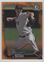 Top Prospects - Tyler Beede /25
