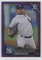Top Prospects - Justus Sheffield /250