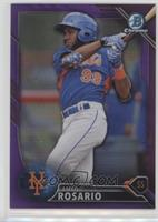 Top Prospects - Amed Rosario /250