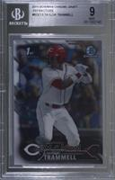 Draft Picks - Taylor Trammell [BGS 9 MINT]