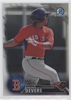 Top Prospects - Rafael Devers