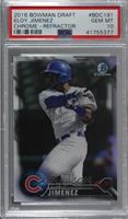 Top Prospects - Eloy Jimenez [PSA 10 GEM MT]