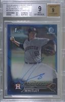 Forrest Whitley /150 [BGS9MINT]