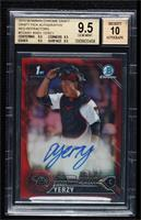 Andy Yerzy [BGS 9.5 GEM MINT] #/5