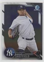 Top Prospects - Justus Sheffield