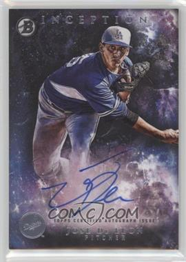 2016 Bowman Inception - Prospect Autographs #PA-JDE - Jose De Leon