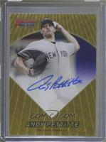 Andy Pettitte #/1