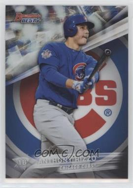 2016 Bowman's Best - [Base] - Refractor #44 - Anthony Rizzo