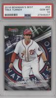 Trea Turner [PSA 10 GEM MT]