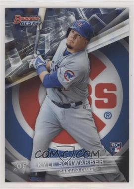 2016 Bowman's Best - [Base] #64 - Kyle Schwarber - Courtesy of COMC.com