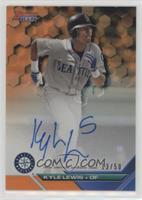 Kyle Lewis #/50
