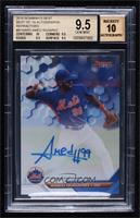Amed Rosario (Refractor not marked on back) [BGS9.5GEMMINT]