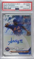 Amed Rosario (Refractor not marked on back) [PSA9MINT]