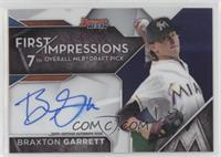Braxton Garrett #50/50