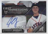 Forrest Whitley /50