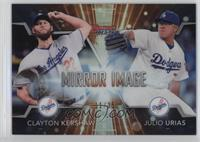 Clayton Kershaw, Julio Urias /35