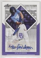 Kyle Jacobsen [Noted] #/1