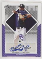 Zach Sehgal [Noted] #/1