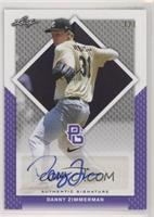 Danny Zimmerman [Noted] #/1