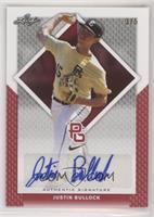 Justin Bullock #/5