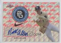 Nick Allen #2/1