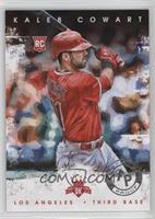 Rookies - Kaleb Cowart #17/25