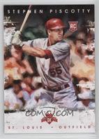 Rookies - Stephen Piscotty (Batting Pose)