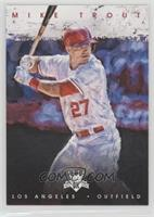 Mike Trout (Batting Pose)
