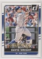David Wright #/99