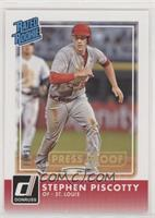 Rated Rookies - Stephen Piscotty #/99