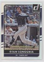 Evan Longoria #27/205