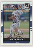 Yu Darvish #/327