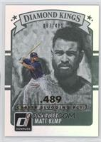 Diamond Kings - Matt Kemp /400