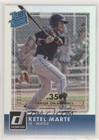 Rated Rookies - Ketel Marte [EX to NM] #/351