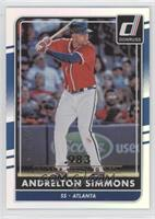 Andrelton Simmons /500