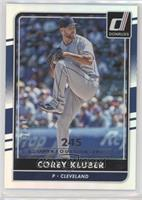Corey Kluber #/245