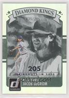 Diamond Kings - Jacob deGrom /205