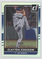 Clayton Kershaw #/301
