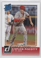 Rated Rookies - Stephen Piscotty