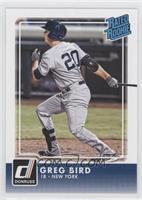 Rated Rookies - Greg Bird