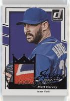 Matt Harvey #/10
